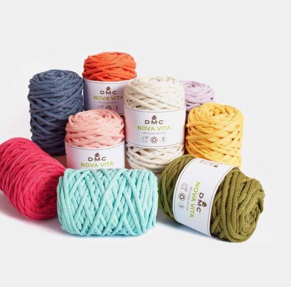 Nova nova shop prodotti filati cotone sito merceria il mio lavoro 2