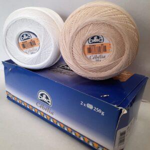 gomitolo cebelia dmc uncinetto shop prodotti filati cotone sito merceria il mio lavoro