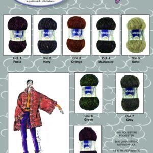 gomitoli magia shop prodotti lana moda sito merceria il mio lavoro