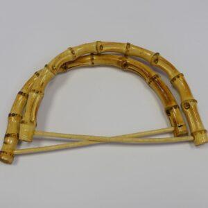 manici bamboo shop accesssori borsa sito merceria il mio lavoro