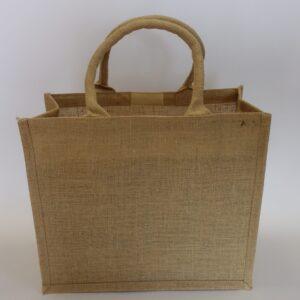 borsa in iuta accessori borsa shop prodotti sito merceria il mio lavoro