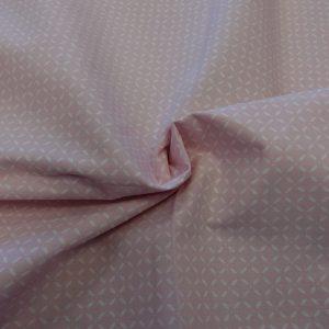 tessuto cotone fantasia fiori geometrici rosa tessuti cotone fantasia shop prodotti sito merceria il mio lavoro